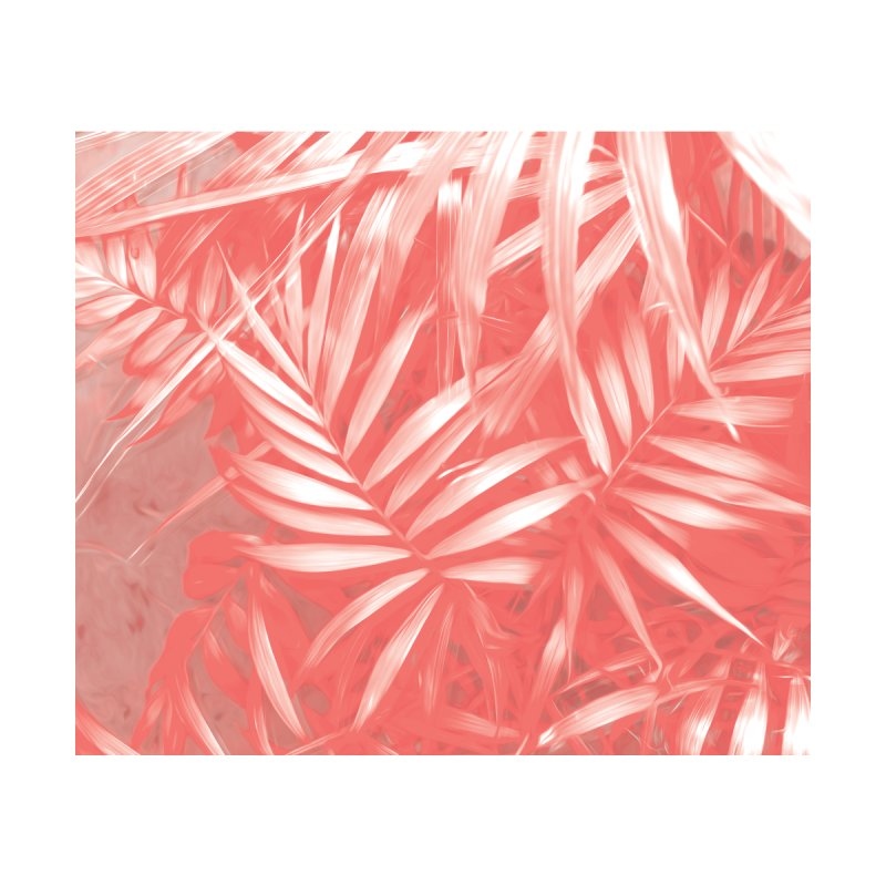 Tropical Sundae in Red Home Duvet by covereaux's Artist Shop