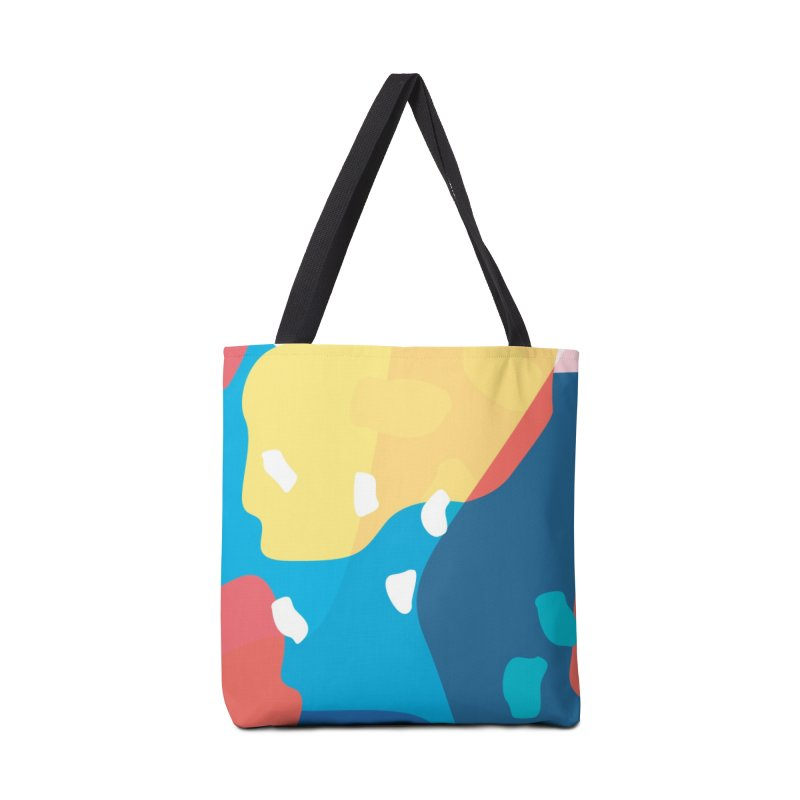Summer Holiday Accessories Bag by covereaux's Artist Shop