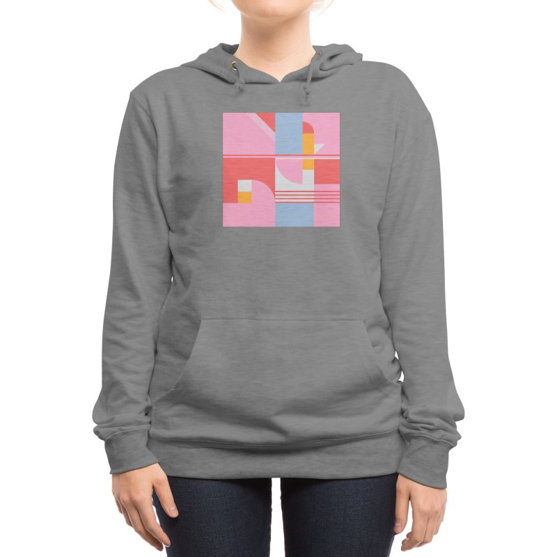 Lazy Afternoon Women's Pullover Hoody by covereaux's Artist Shop