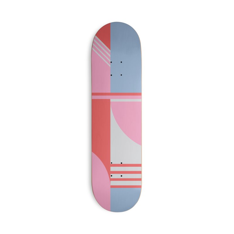 Lazy Afternoon Accessories Skateboard by covereaux's Artist Shop