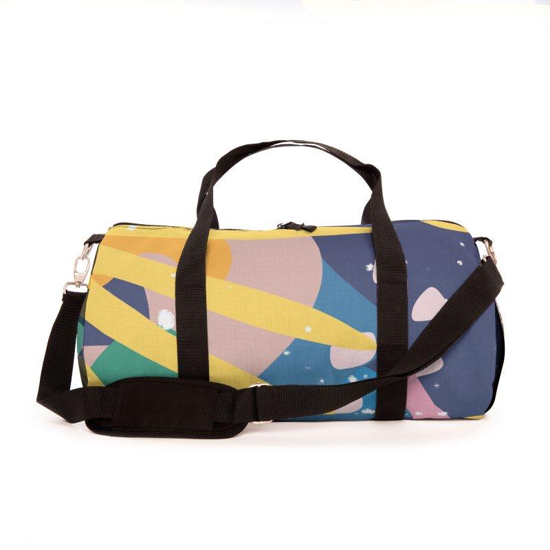 Splash! Accessories Bag by covereaux's Artist Shop