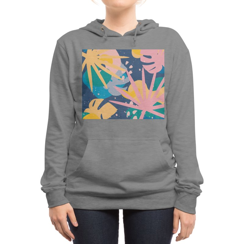 Splash! Women's Pullover Hoody by covereaux's Artist Shop