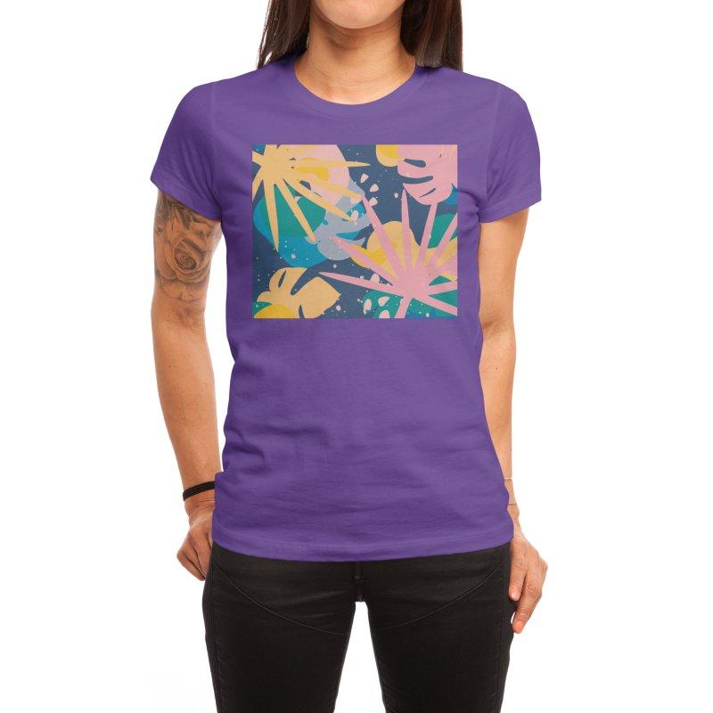 Splash! Women's T-Shirt by covereaux's Artist Shop
