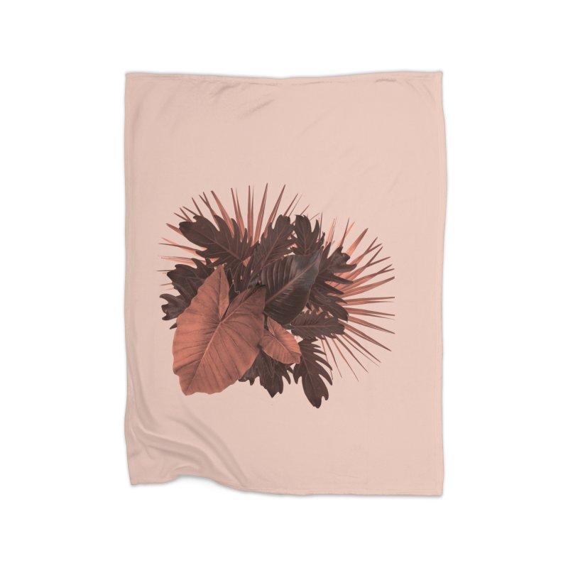 Bouquet Home Blanket by covereaux's Artist Shop