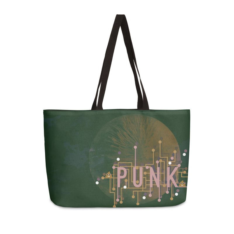 Cyberpunk Accessories Bag by covereaux's Artist Shop
