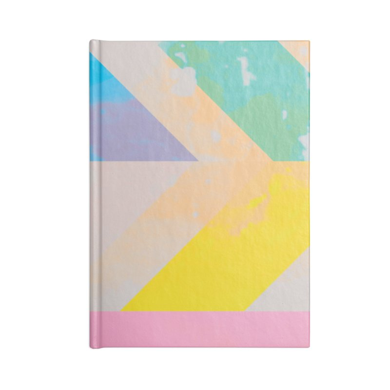 Abstract Interweave Accessories Notebook by covereaux's Artist Shop