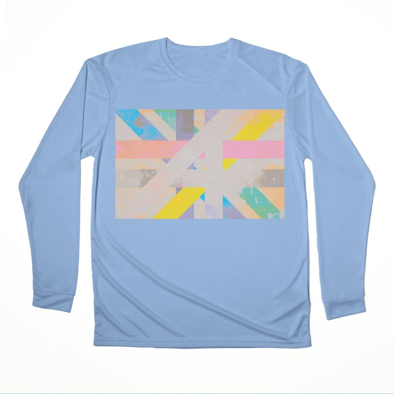Abstract Interweave Men's Longsleeve T-Shirt by covereaux's Artist Shop