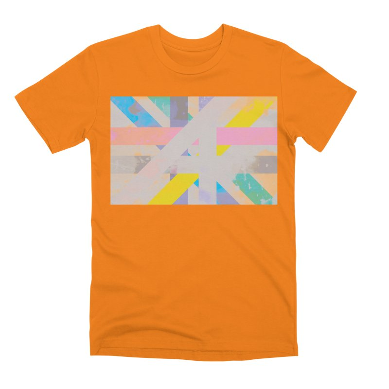 Abstract Interweave Men's T-Shirt by covereaux's Artist Shop