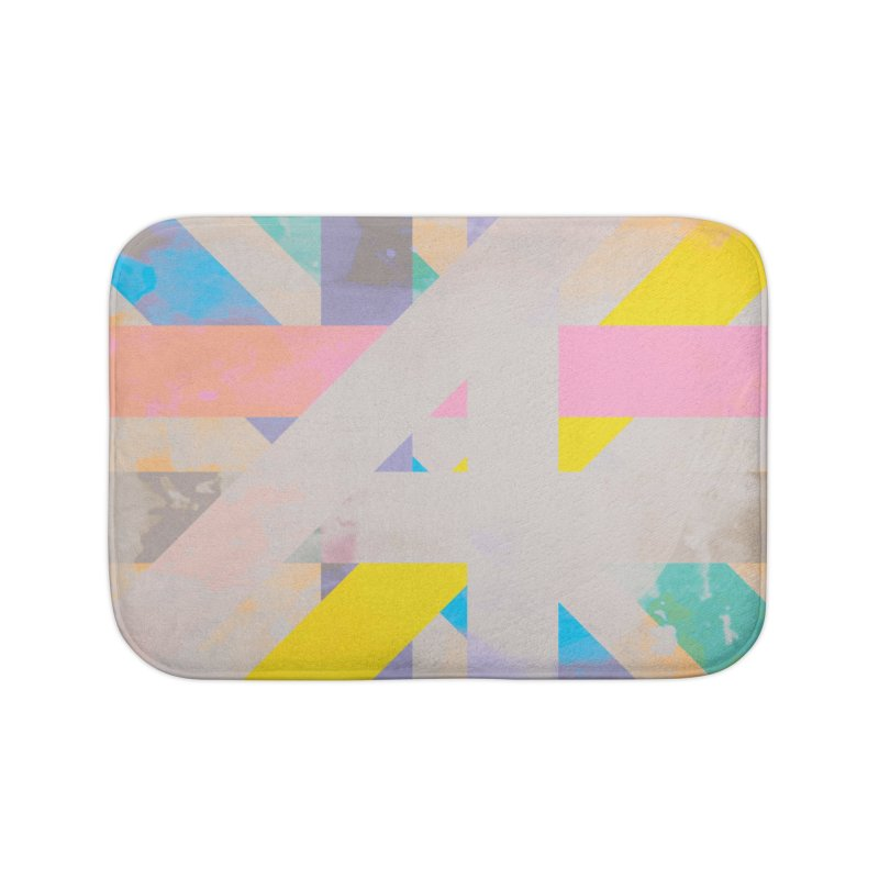 Abstract Interweave Home Bath Mat by covereaux's Artist Shop