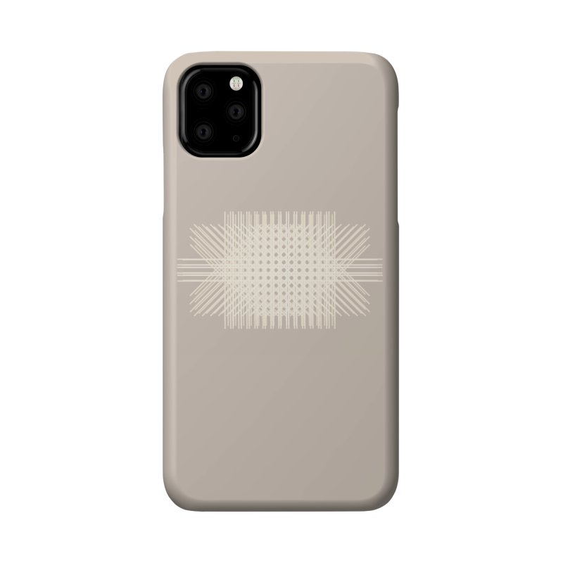 Rattan Neutrals Accessories Phone Case by covereaux's Artist Shop