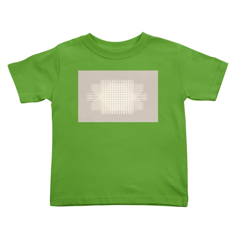 Rattan Neutrals Kids Toddler T-Shirt by Covereaux's Skate Shop