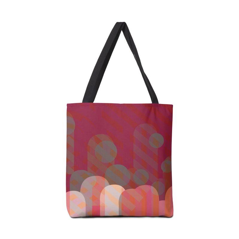 Vivid Dreams in Merlot Accessories Bag by covereaux's Artist Shop