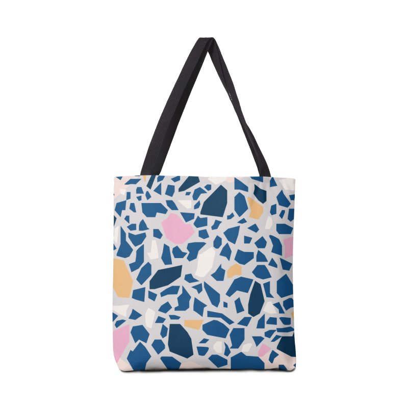 The Terrazzo Accessories Bag by covereaux's Artist Shop