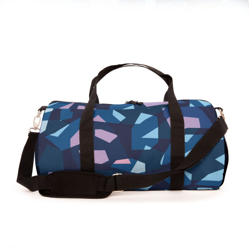 Terrazzo Glass Accessories Bag by covereaux's Artist Shop