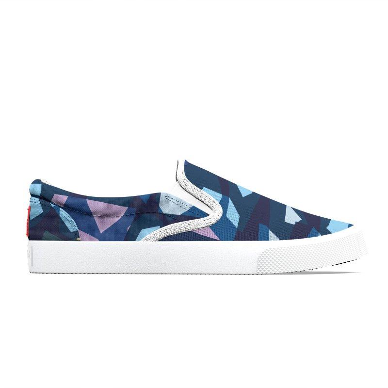 Terrazzo Glass Men's Shoes by Covereaux's Skate Shop