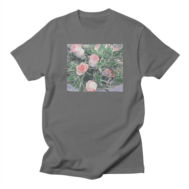 Wild Rose Women's T-Shirt by covereaux's Artist Shop