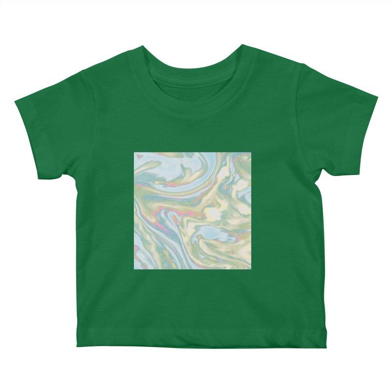 Tie-Dye Aesthetic III Kids Baby T-Shirt by Covereaux's Skate Shop