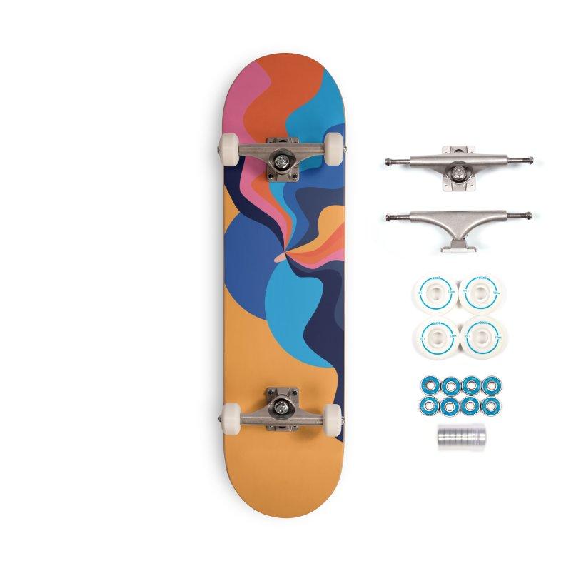 Feelin' the energy Accessories Skateboard by Covereaux's Skate Shop