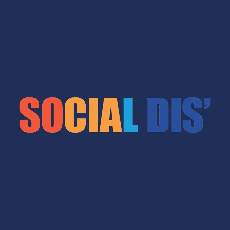 Social Dis Women's Tank by Covereaux's Skate Shop