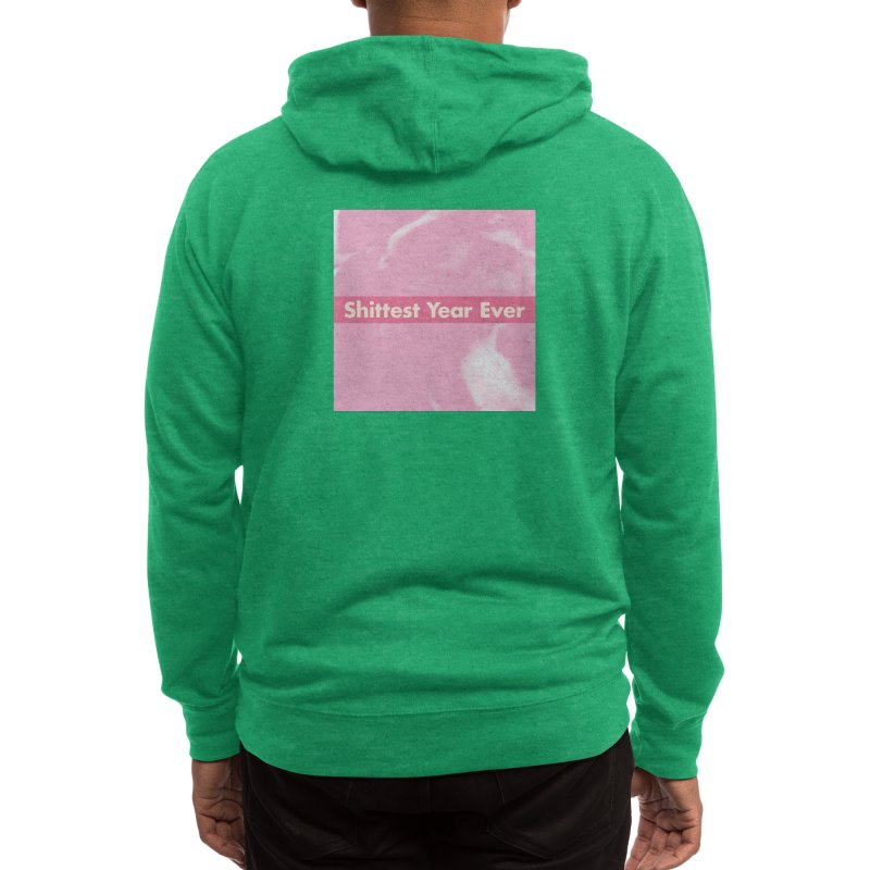 Shittest Year Ever Men's Zip-Up Hoody by Covereaux's Skate Shop
