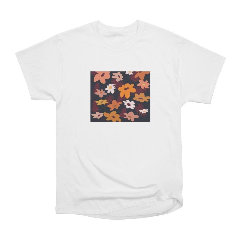 Floral Skater Girl Women's T-Shirt by Covereaux's Skate Shop