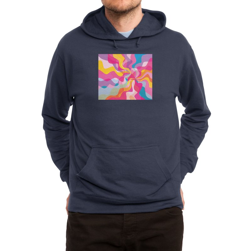 Groovy Men's Pullover Hoody by Covereaux's Skate Shop