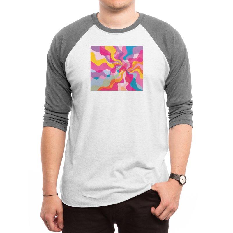 Groovy Men's Longsleeve T-Shirt by Covereaux's Skate Shop