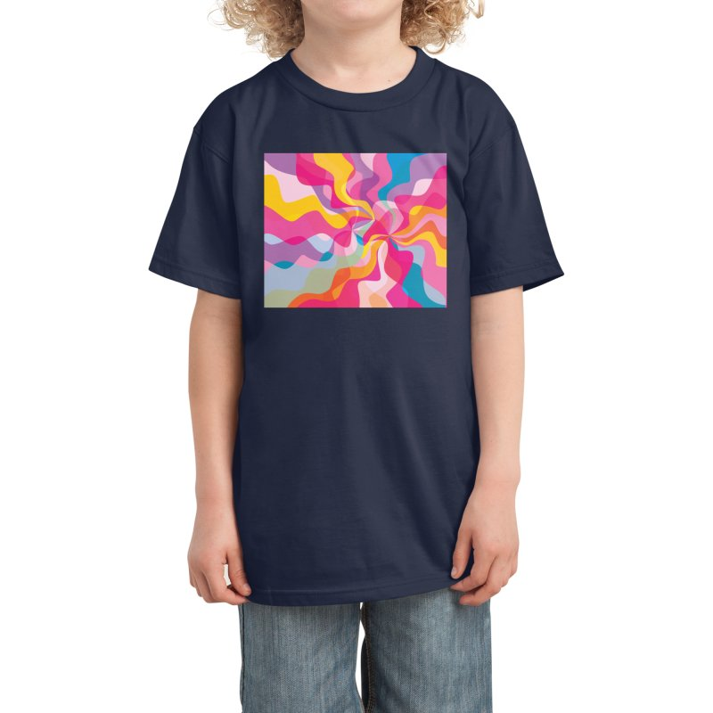 Groovy Kids T-Shirt by Covereaux's Skate Shop