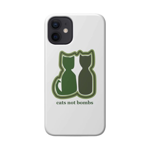 image for cats not bombs