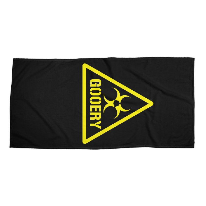 The Gooery - Warehouse 13 Accessories Beach Towel by Cowboy Goods Artist Shop