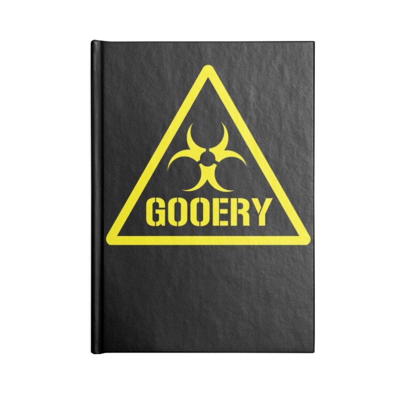 The Gooery - Warehouse 13 Accessories Notebook by Cowboy Goods Artist Shop