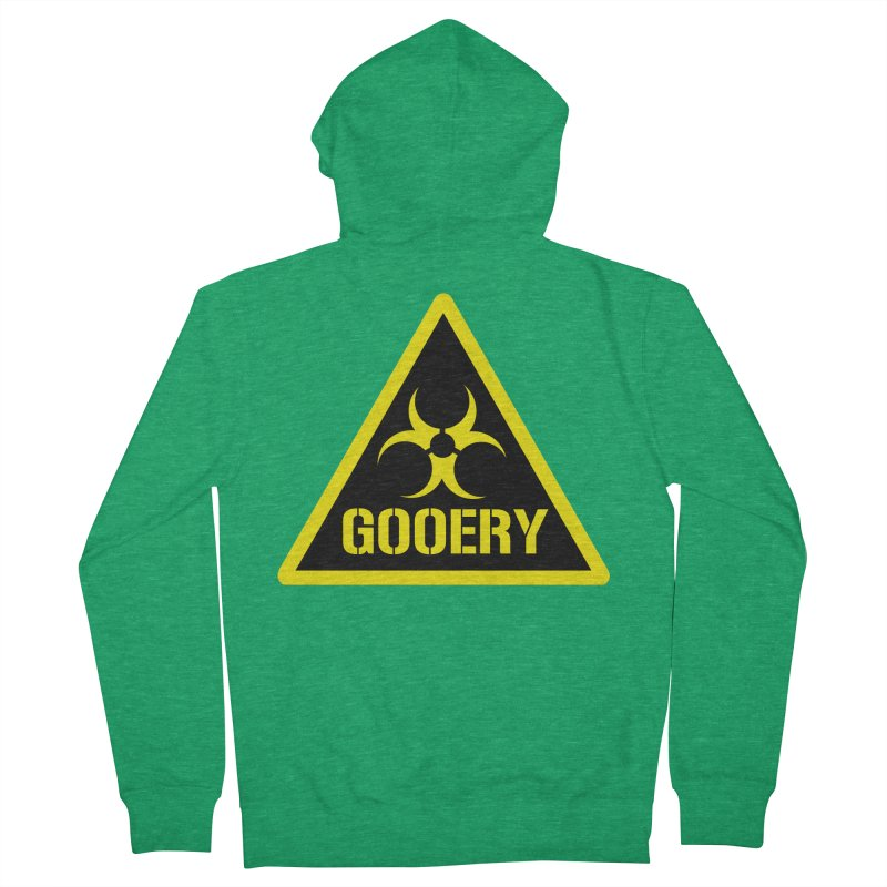 The Gooery - Warehouse 13 Men's Zip-Up Hoody by Cowboy Goods Artist Shop