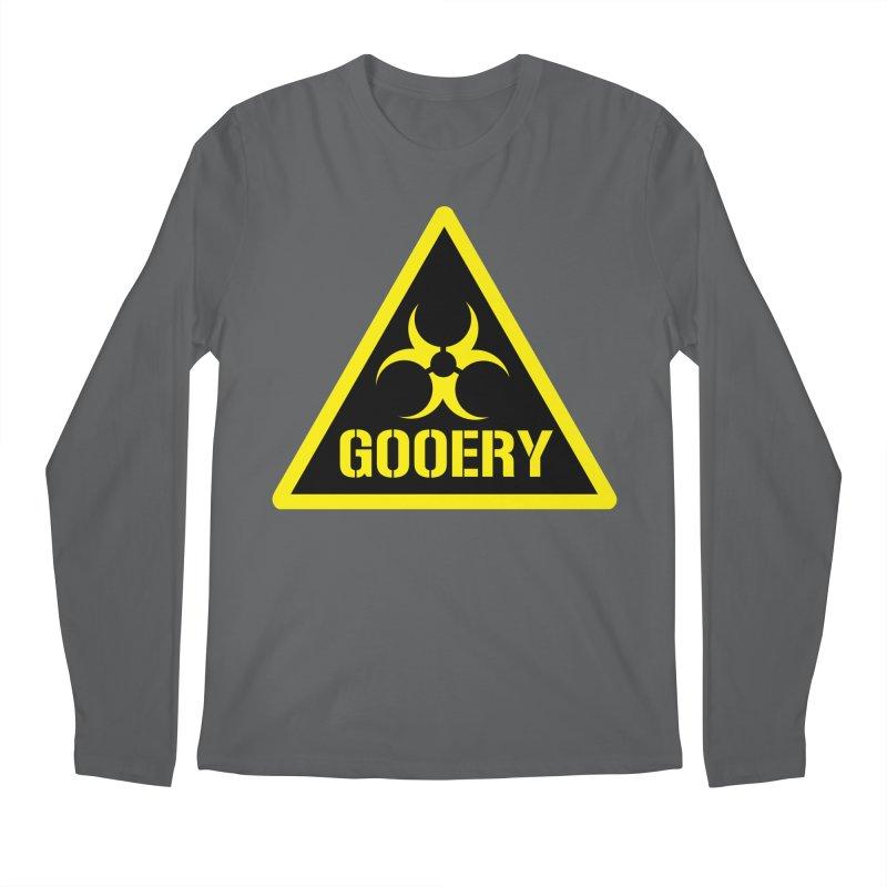 The Gooery - Warehouse 13 Men's Longsleeve T-Shirt by Cowboy Goods Artist Shop