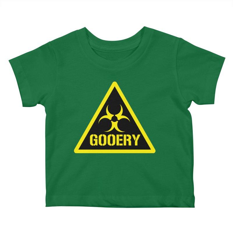 The Gooery - Warehouse 13 Kids Baby T-Shirt by Cowboy Goods Artist Shop