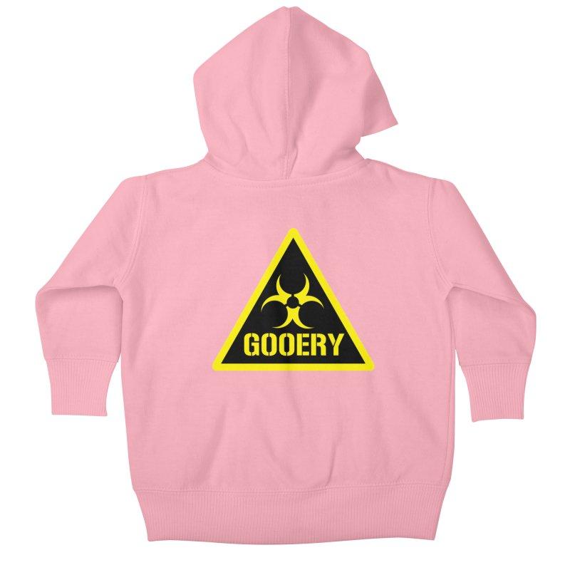 The Gooery - Warehouse 13 Kids Baby Zip-Up Hoody by Cowboy Goods Artist Shop