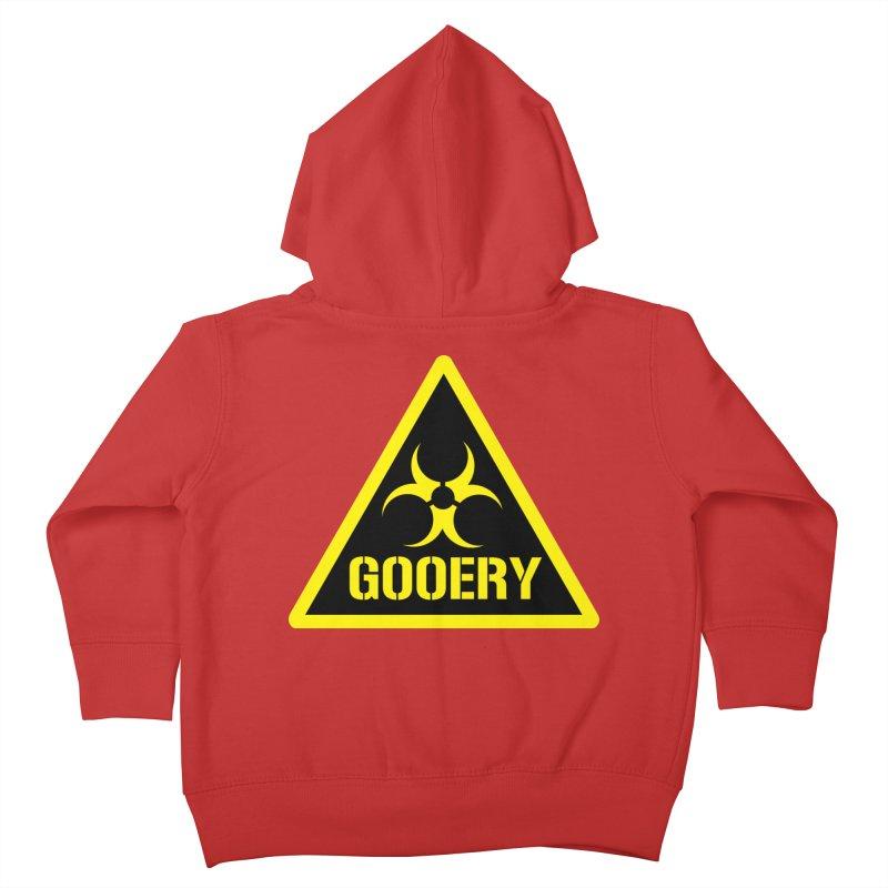The Gooery - Warehouse 13 Kids Toddler Zip-Up Hoody by Cowboy Goods Artist Shop