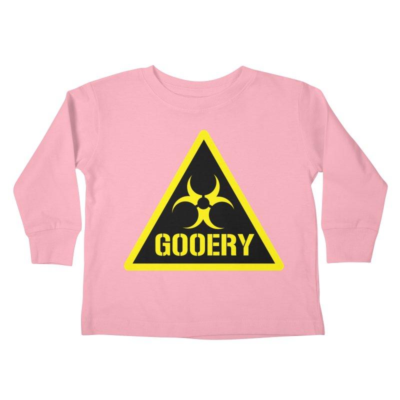 The Gooery - Warehouse 13 Kids Toddler Longsleeve T-Shirt by Cowboy Goods Artist Shop