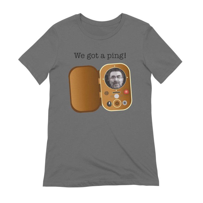 Artie's on the Farnsworth Women's T-Shirt by Cowboy Goods Artist Shop