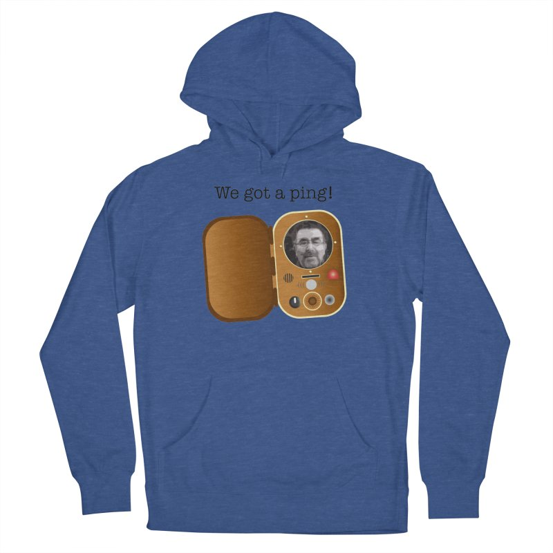 Artie's on the Farnsworth Men's Pullover Hoody by Cowboy Goods Artist Shop