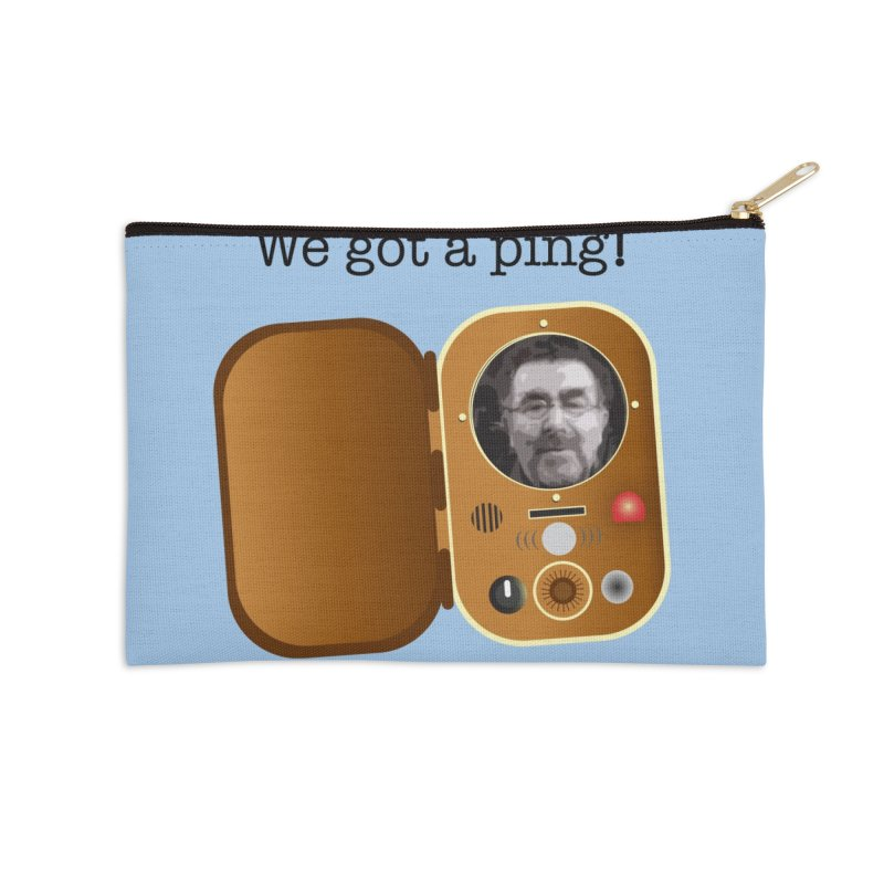 Artie's on the Farnsworth Accessories Zip Pouch by Cowboy Goods Artist Shop