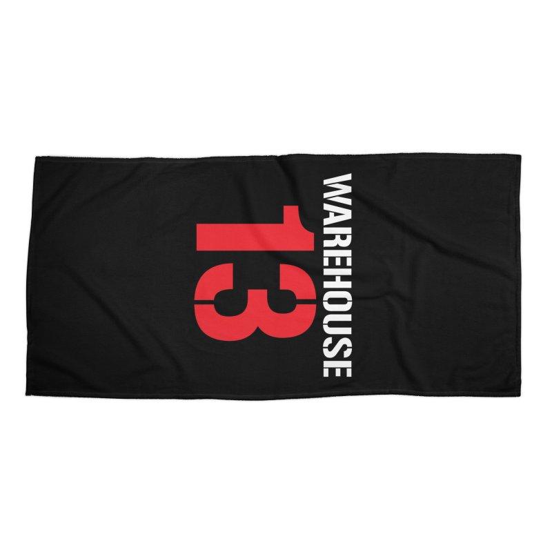Warehouse 13 Accessories Beach Towel by Cowboy Goods Artist Shop
