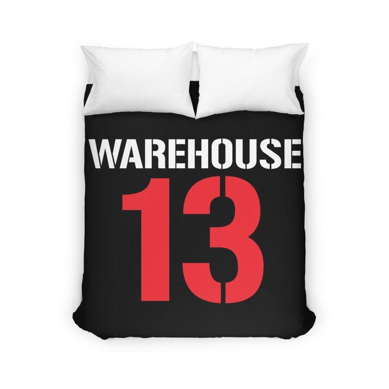 Warehouse 13 Home Duvet by Cowboy Goods Artist Shop