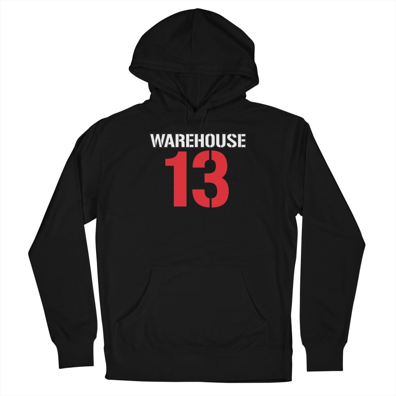 Warehouse 13 Men's Pullover Hoody by Cowboy Goods Artist Shop
