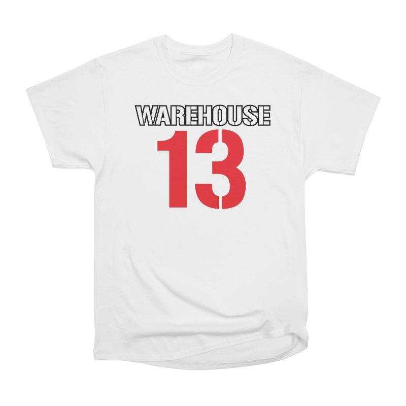 Warehouse 13 Women's T-Shirt by Cowboy Goods Artist Shop
