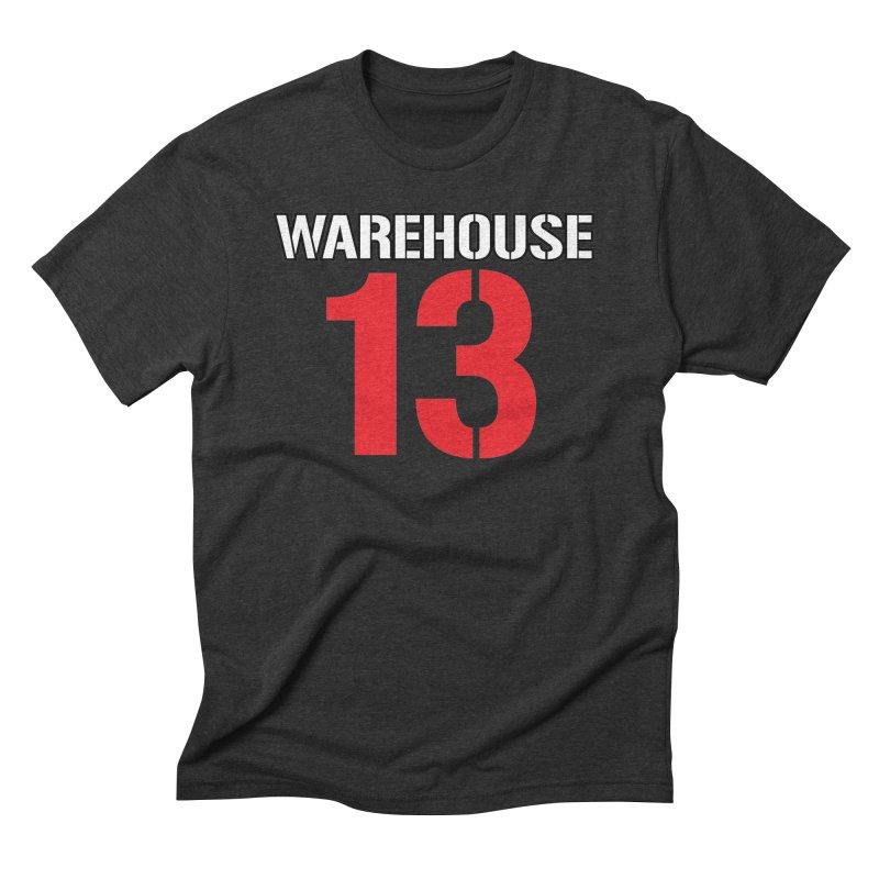 Warehouse 13 Men's T-Shirt by Cowboy Goods Artist Shop