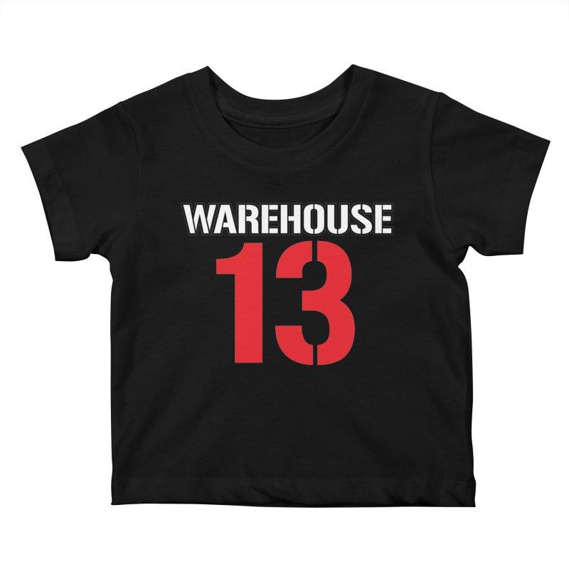 Warehouse 13 Kids Baby T-Shirt by Cowboy Goods Artist Shop