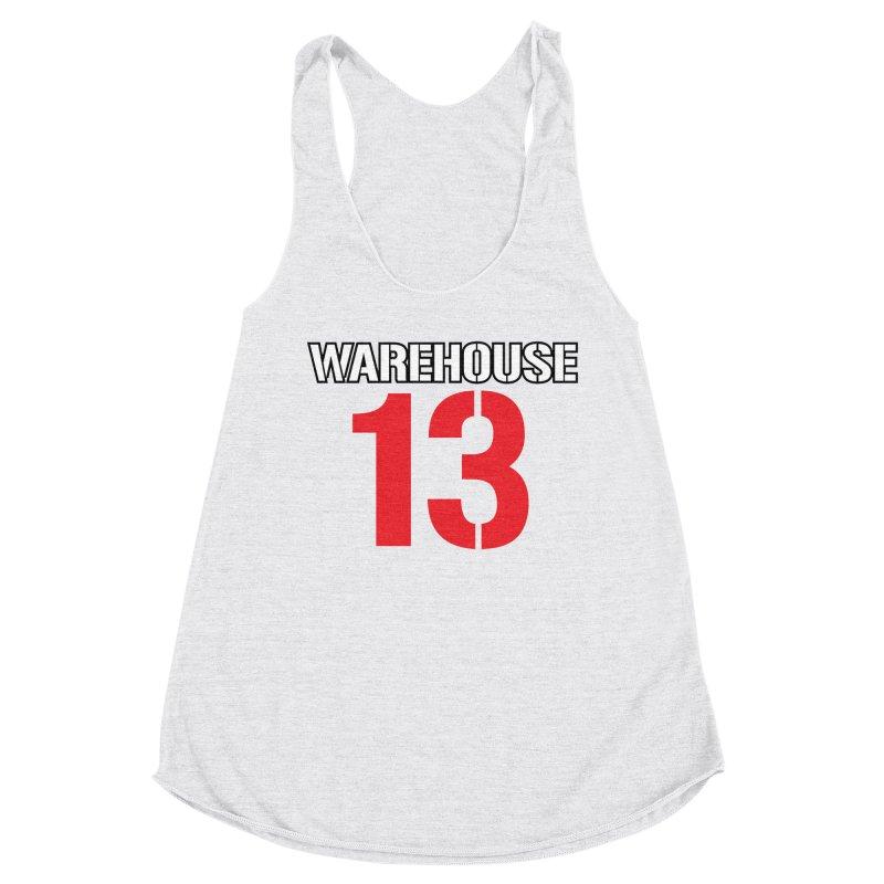 Warehouse 13 Women's Tank by Cowboy Goods Artist Shop