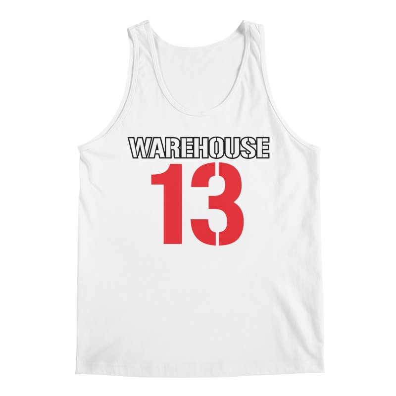 Warehouse 13 Men's Tank by Cowboy Goods Artist Shop