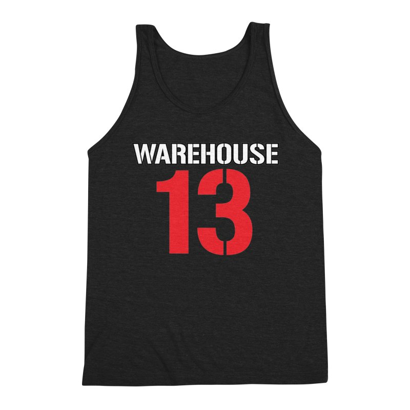 Warehouse 13 Men's Tank by Cowboy Goods Artist Shop