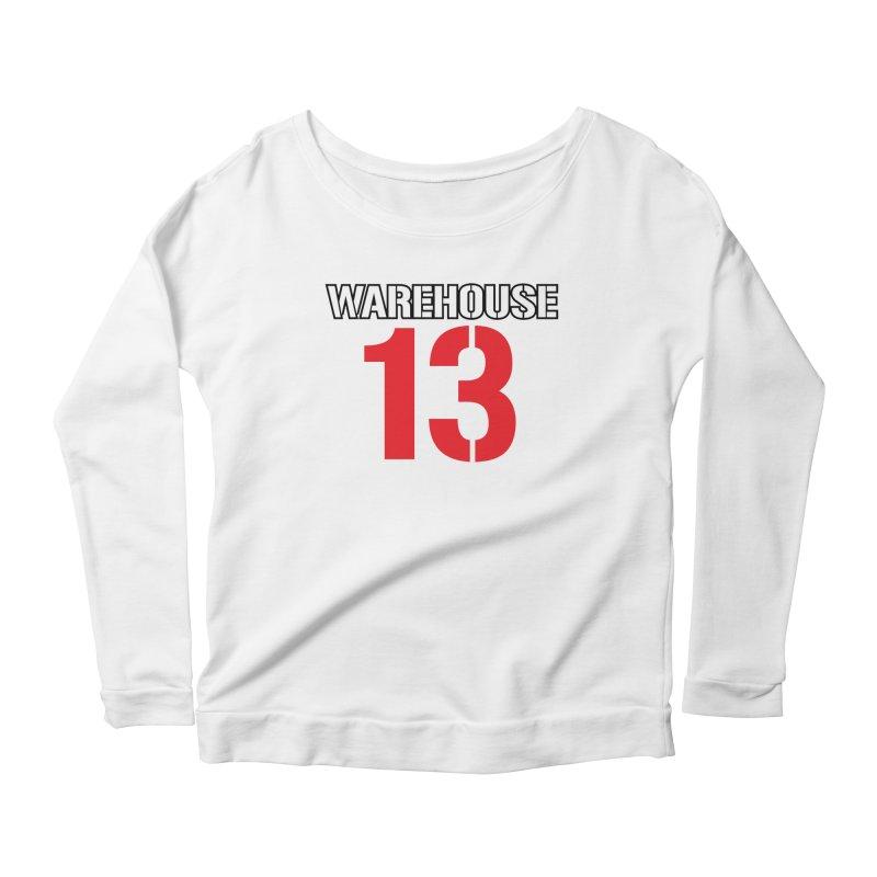 Warehouse 13 Women's Longsleeve T-Shirt by Cowboy Goods Artist Shop